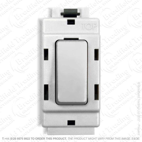 Grid Switch 20A 2W SP NEXUS BG