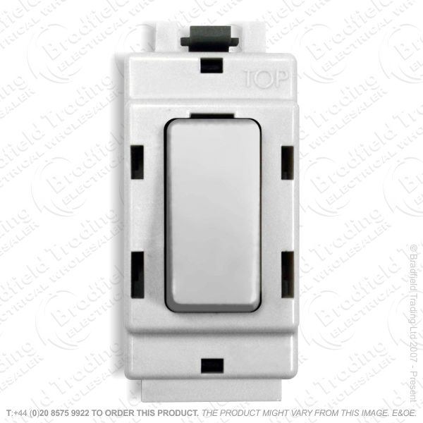 Grid Switch 20A 1W DP NEXUS BG
