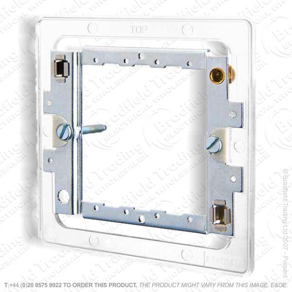 Grid Mounting Frame 1 or 2 Gang BG
