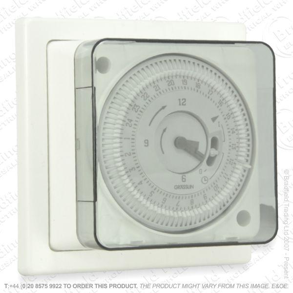 I10) Timer Switch 24Hr Mechanical ECO
