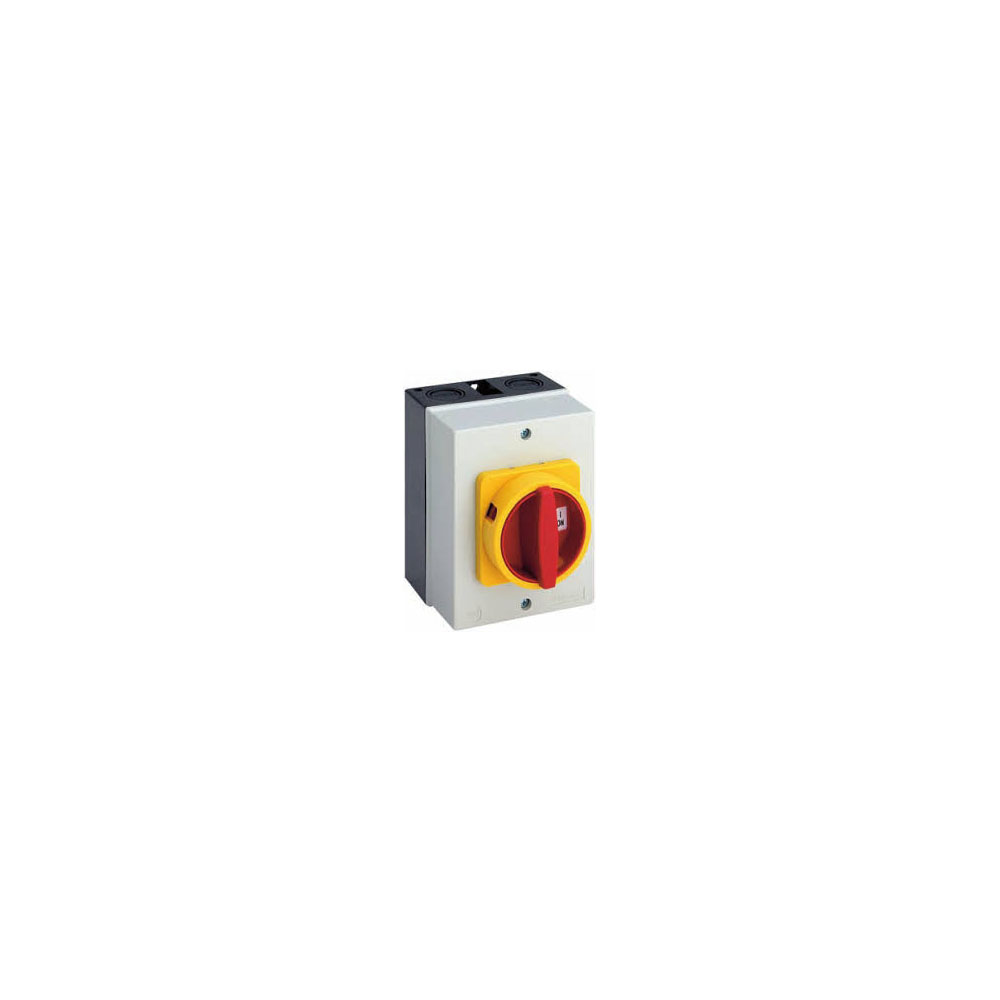 H27) Enclosed Switch Disconector 4pole 100A