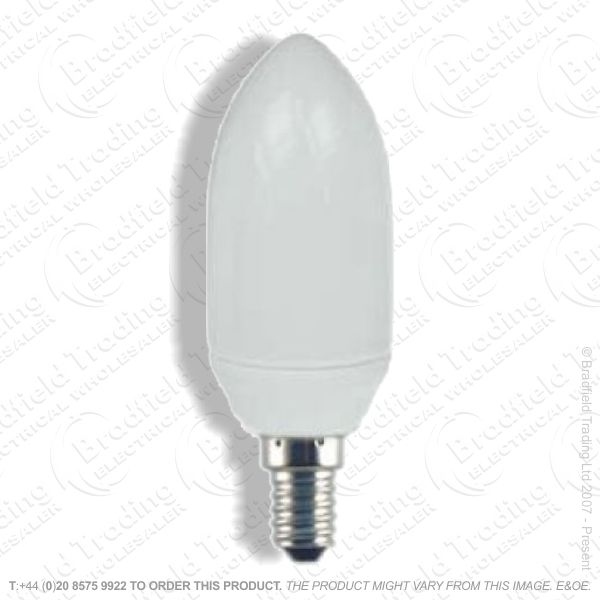 A16) Candle Low Energey SES 12W warmwhite