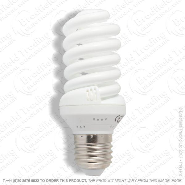 A13) Spiral ES 2700k 55W Warm white PRO