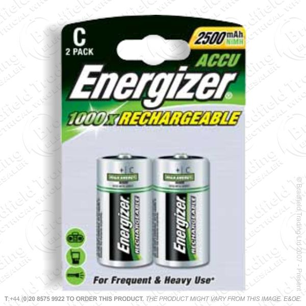 E10) Battery Rech C 1.2V 2500mAH ENE