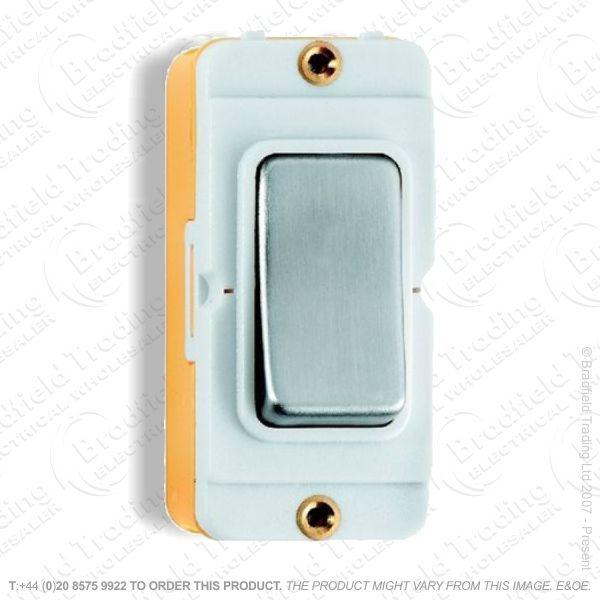 Grid Switch DP 20A White Ins HAMILTON