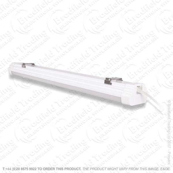 Fitting Batten LED 6ft 70W 4k Sensor INT
