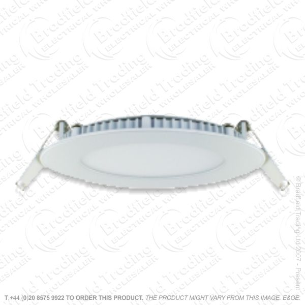 Downlight 16W LED 4K 1500lm 200mm INT