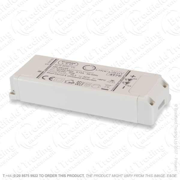 LED Driver 12V 50W Const Voltage INTEGRA