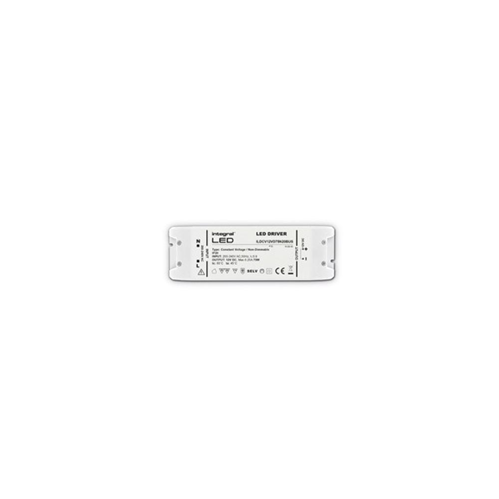 LED Driver 12V 75W Const Voltage INTEGRA