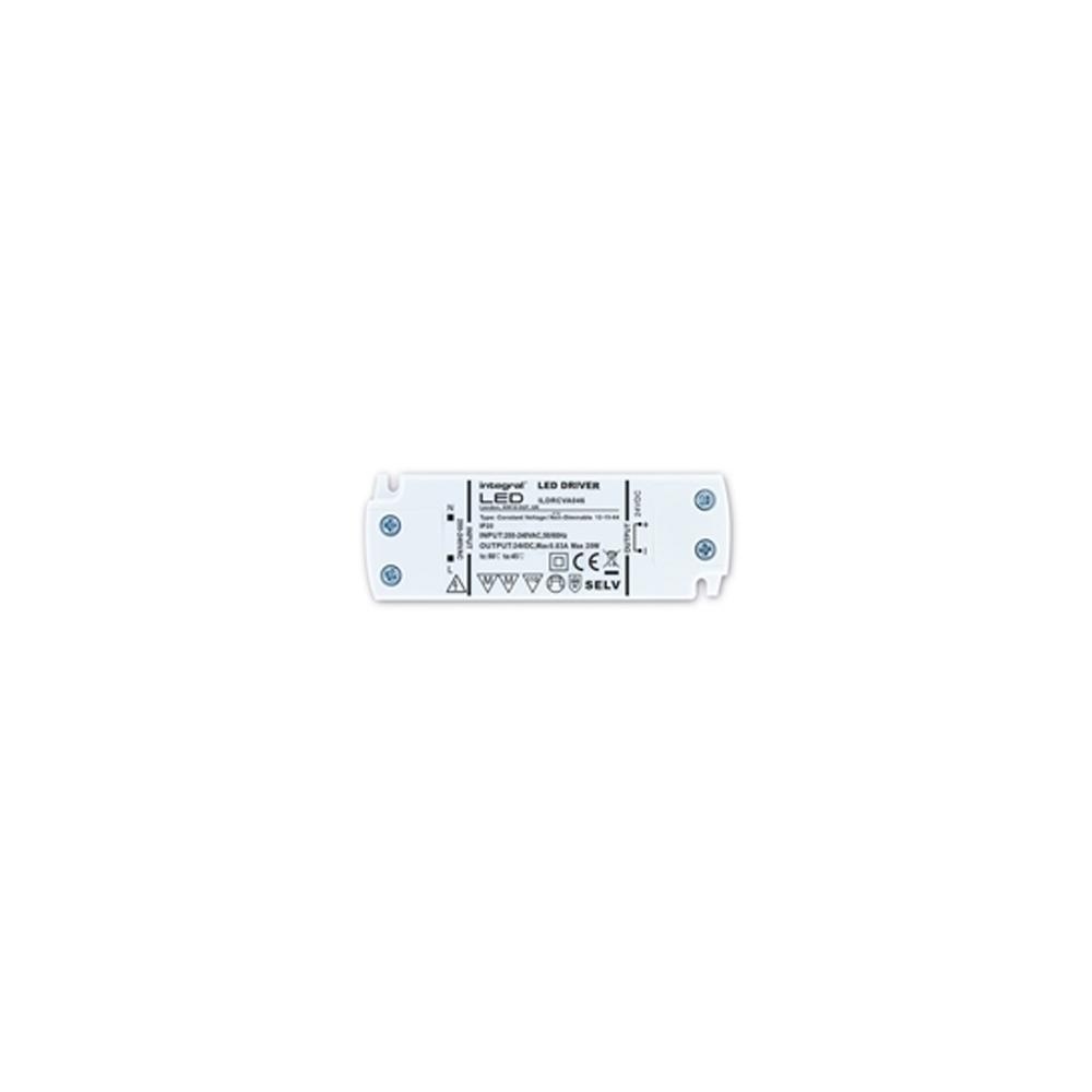 LED Driver 24V 20W Const Voltage INTEGRA