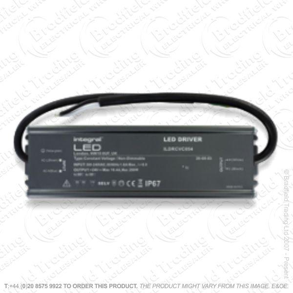 LED Driver 12V 240W IP65 Constant Volt