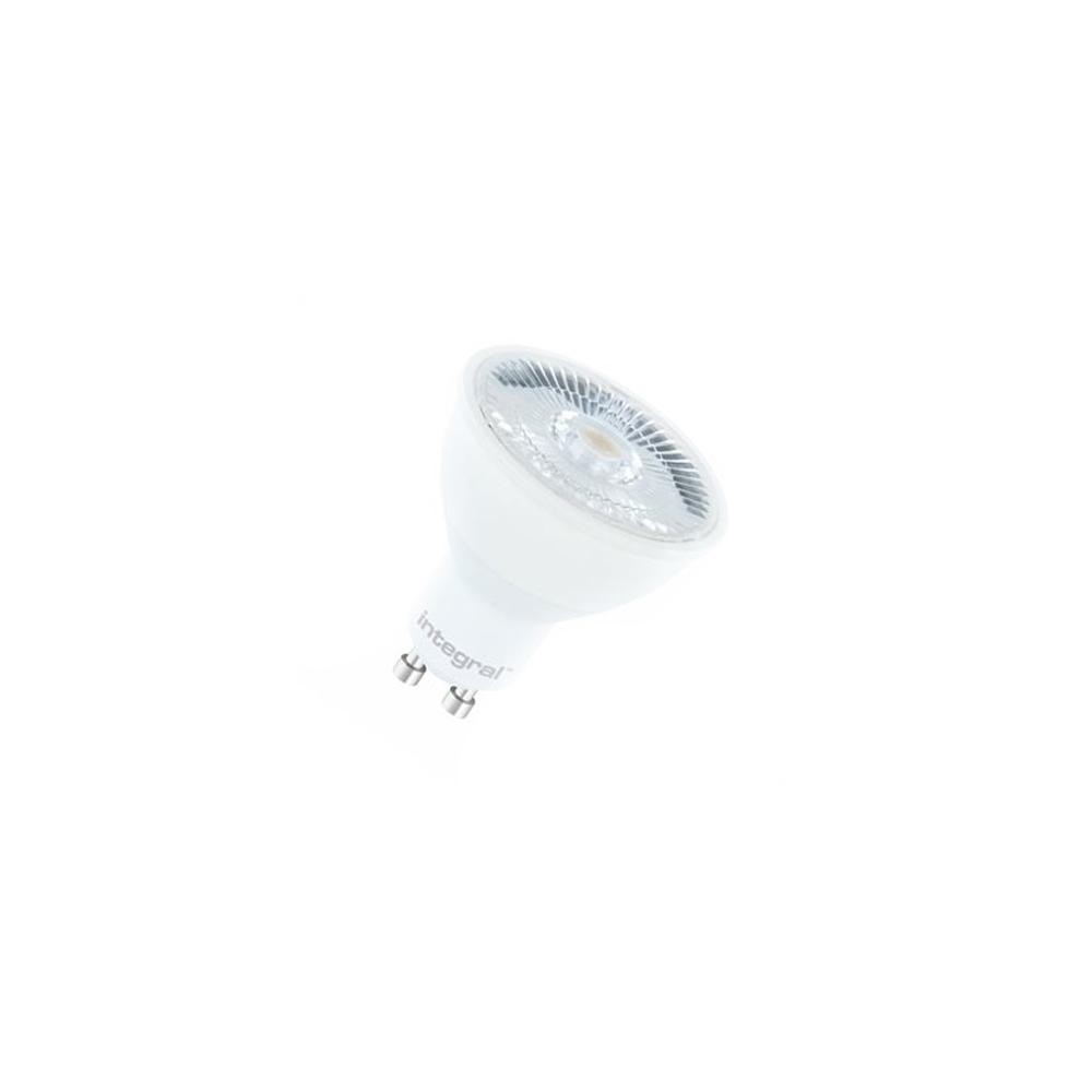 LED 5.5W GU10 4000K Dimm 470lm INTEGRAL