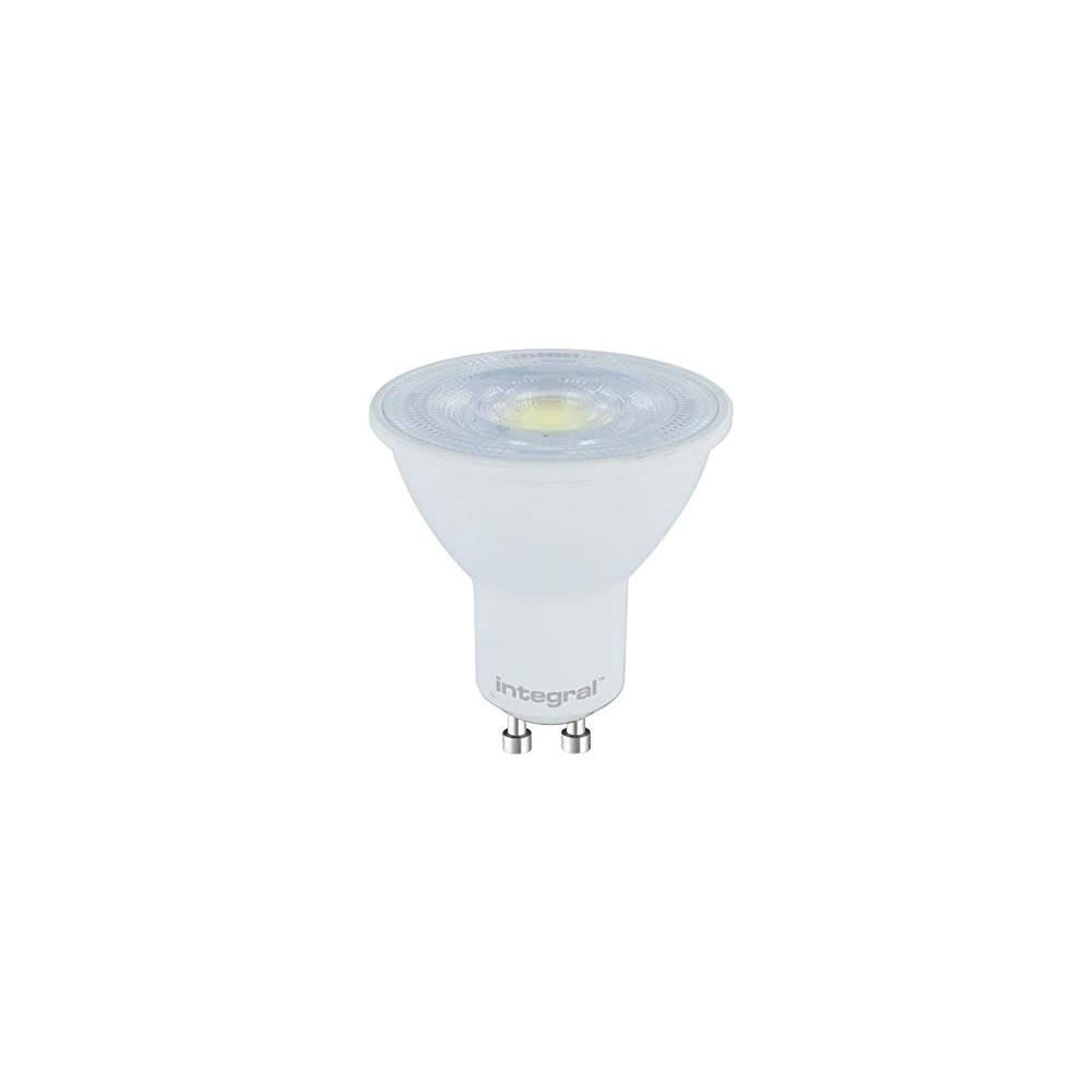 LED 4.7W GU10 27K Warm 410lm INTEGRAL