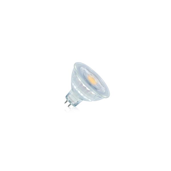 LED MR16 5.2W 27k 390lm Dim Glass INTEGRAL