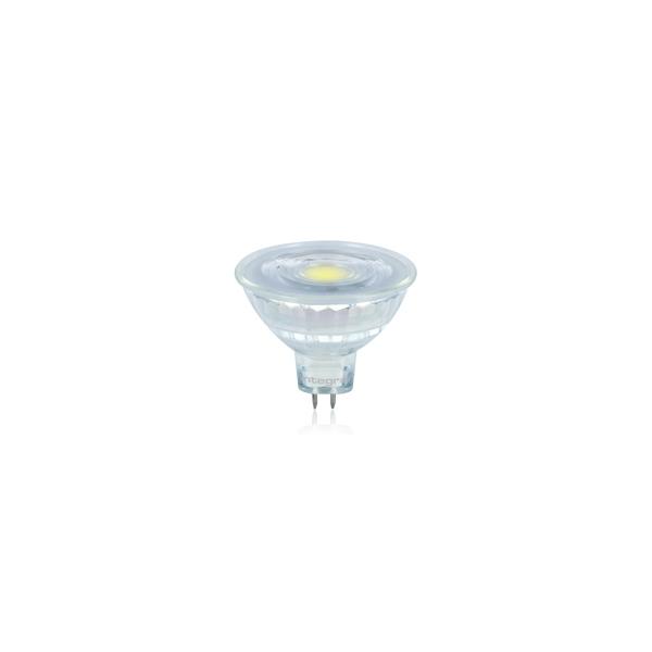 LED MR16 5.2W 4k 470lm Dim Glass INTEGRAL