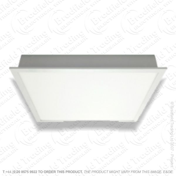 B41) LED Panel 600x600 4K 36W Backlit 3600lm