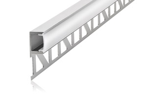 LED Recessed Profile 2M Frosted 36x12x12