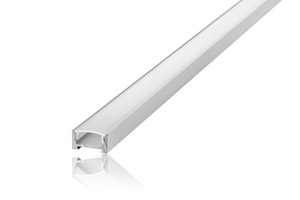 LED Surface Profile 2M Frosted W16 D
