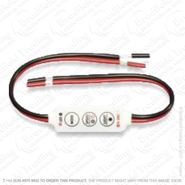 D13) LED Strip Inline Dimmer 5-24V INTEGRA