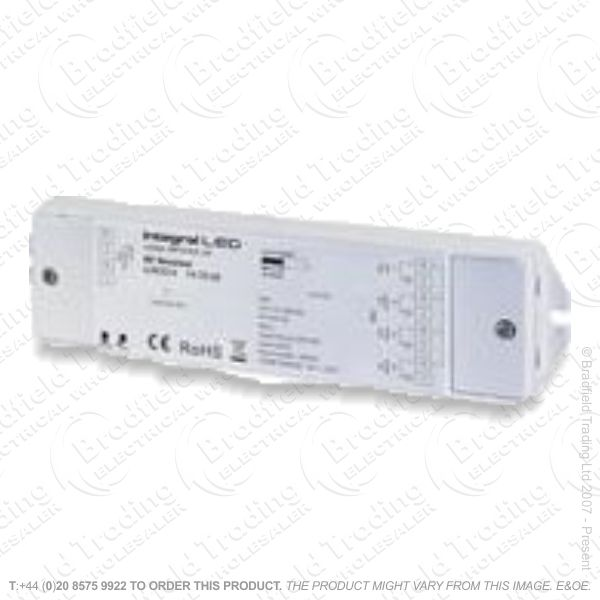 RF Receiver Dimmer 12-24VDC 20A max INT