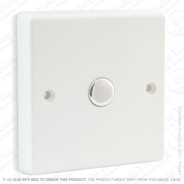 I26) Dimmer Remote Slave 1G MV white VAR
