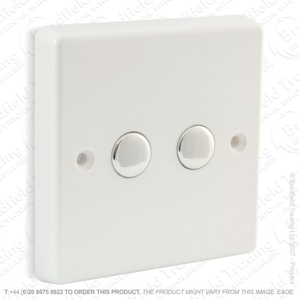 I26) Dimmer Remote Slave 2G MV white VA