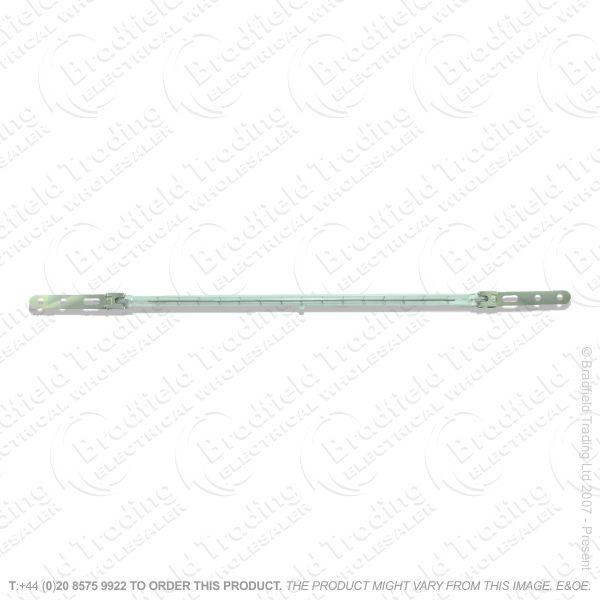 A81) IR Heat Lamp 240V 1000W metal strap