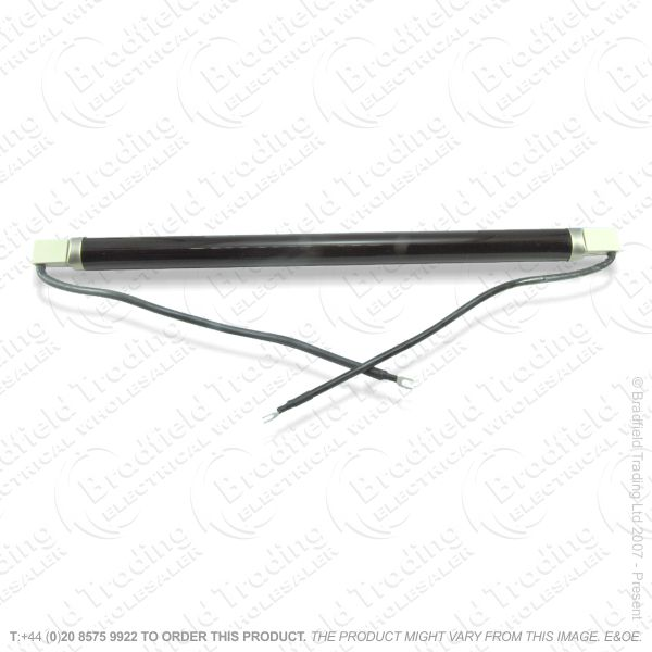 A73) IR Heat Lamp 240V 1500W 350mm ruby Lead