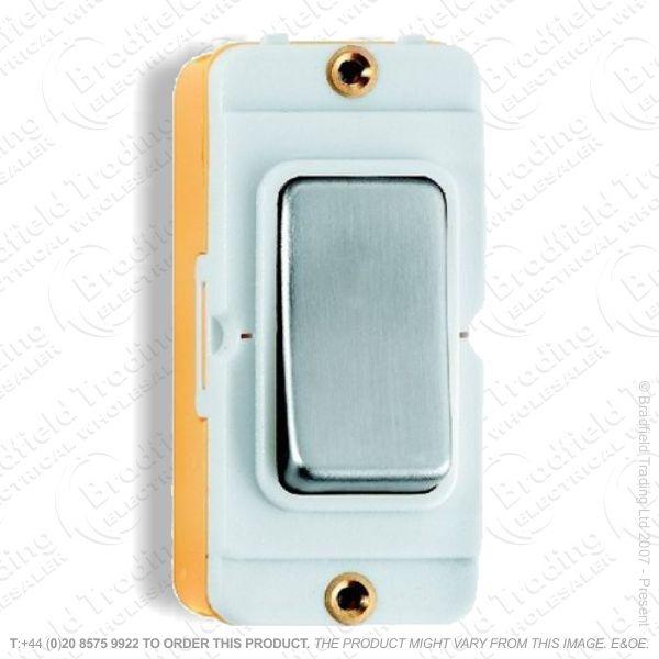 Grid Switch White 2w non Retract 20A
