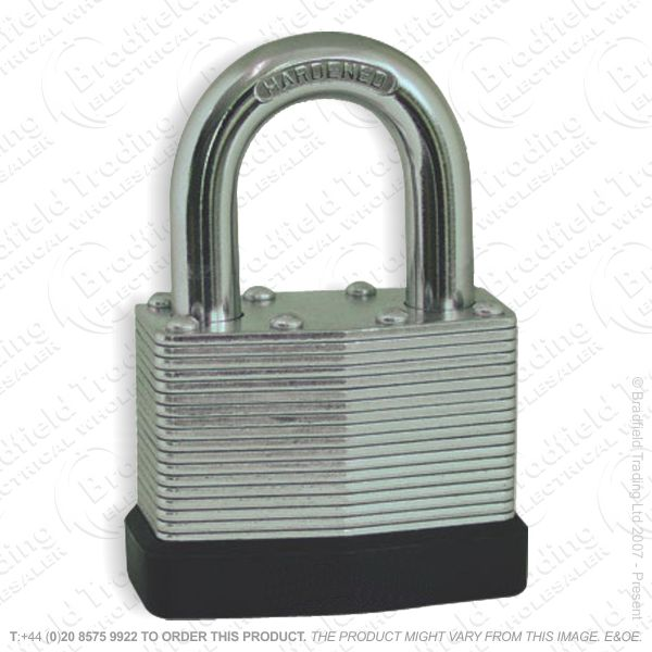 G58) Padlock 50mm Laminated Kasp