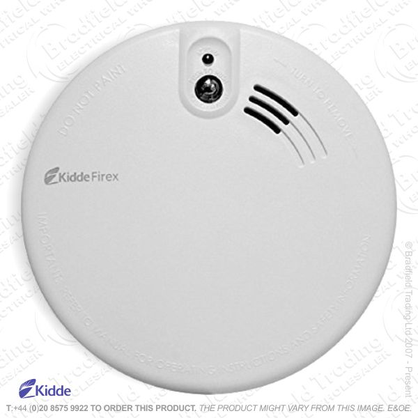 I04) Kiddie Optical AC Mains Alarm FIREX