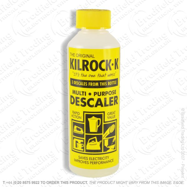 C22) Kilrock Original Descaler 250ml