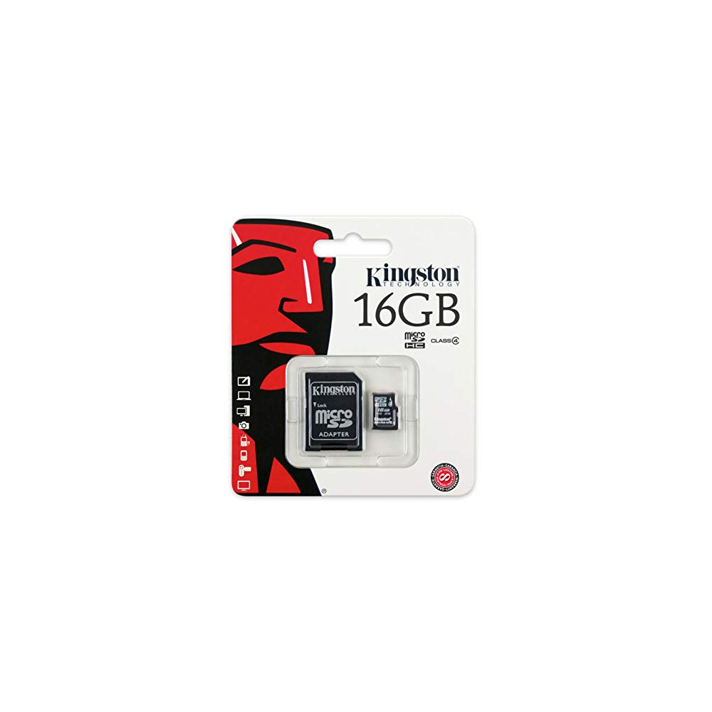 16GB Micro SD Memory Card KINGSTON