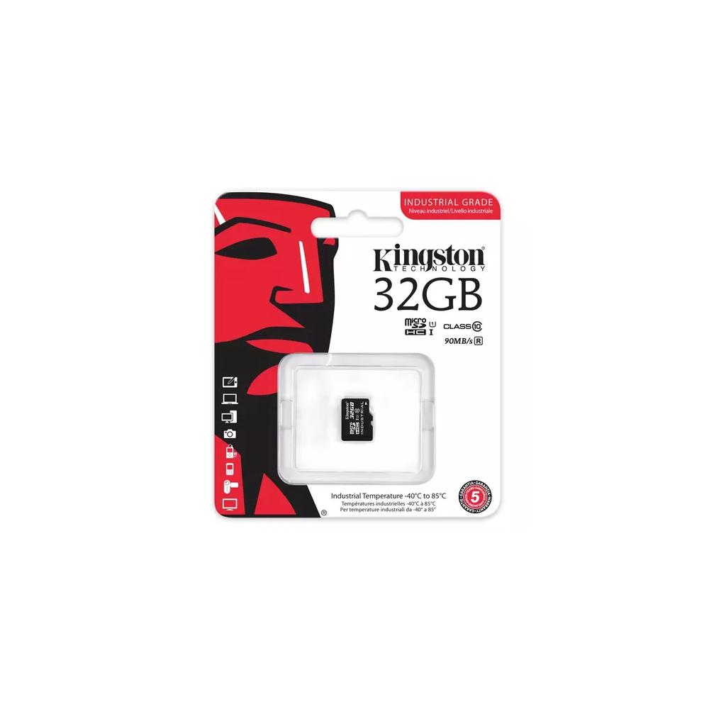 32GB Micro SD Memory Card KINGSTON