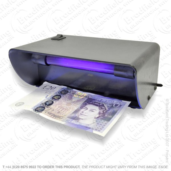 E36) Forged Money Detector 4W UV Mains