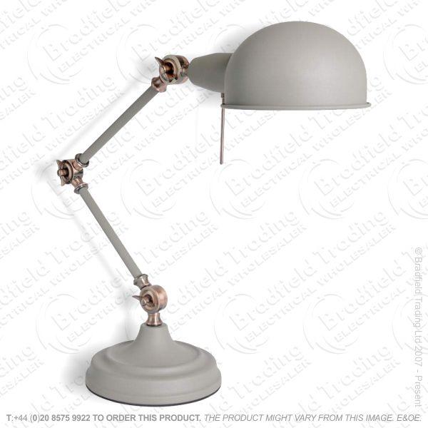 Designer Angle Poise Grey Copper LLO