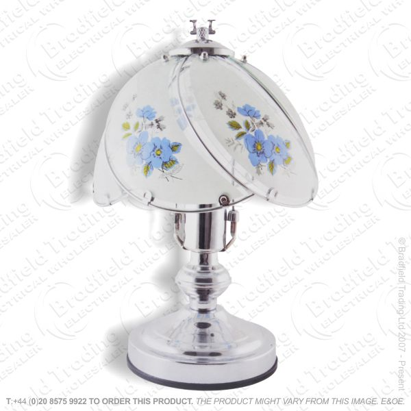 B11) Pastoral Touch Table Lamp PC 60w