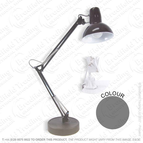 B10) Desk Lamp GLS Modus black 60W L1120