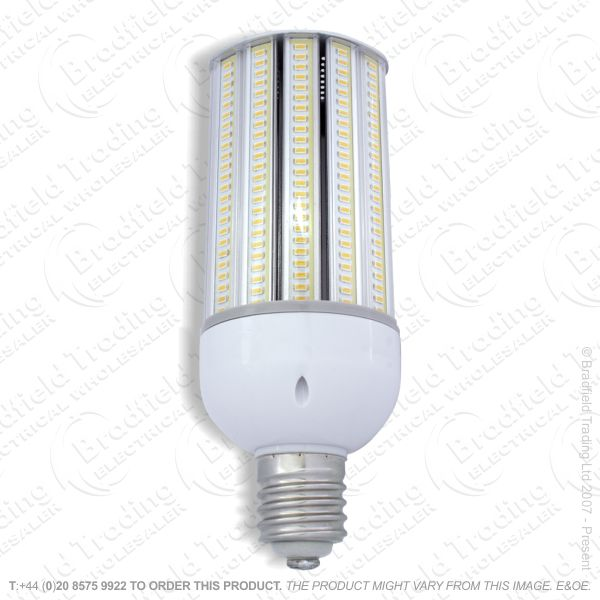 A49) 120W E40 Cap Corn LED 65k Bulb ECO