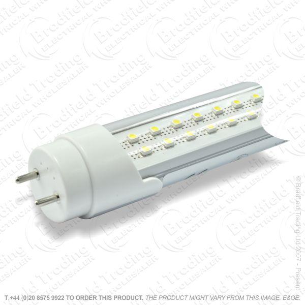 A51) LED Tube 9W 3k 2ft Warm White CROMPTON