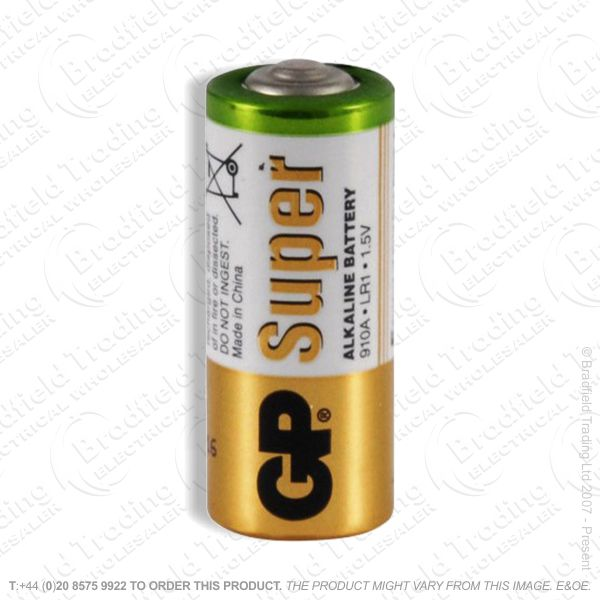 E07) Battery LR1 Size 1.5V 2Pack GP