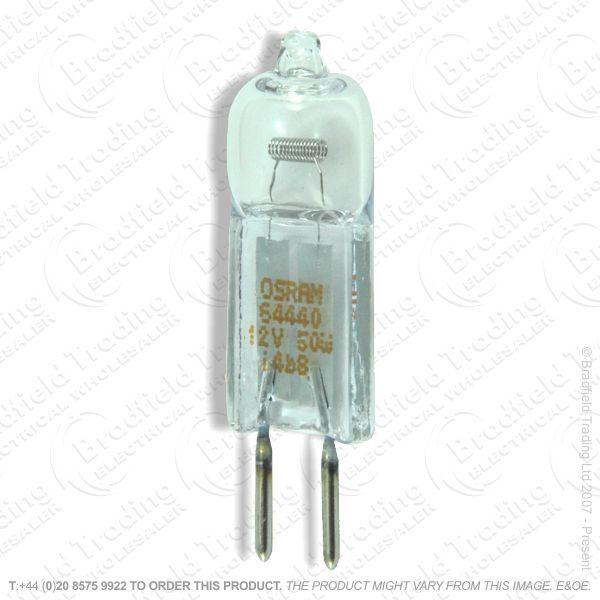 A52) Capsule Lamp G4 12V 5W Branded