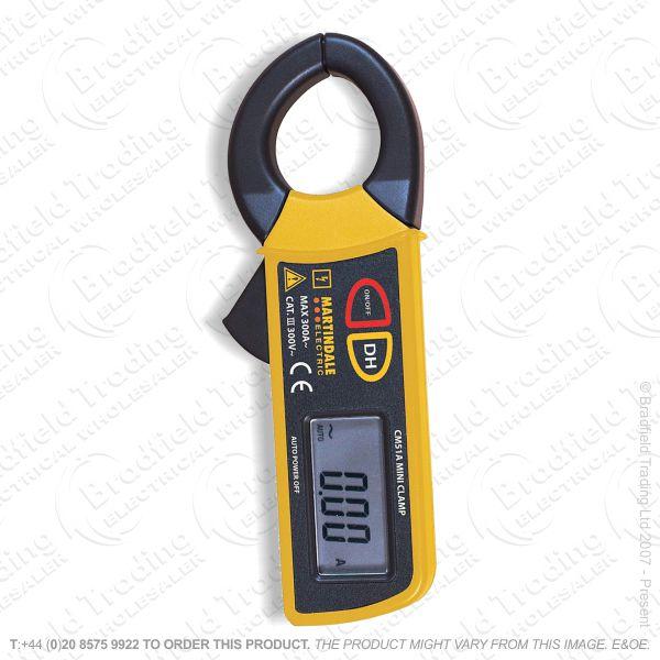 G53) Digital Clamp Meter LCD Martinda