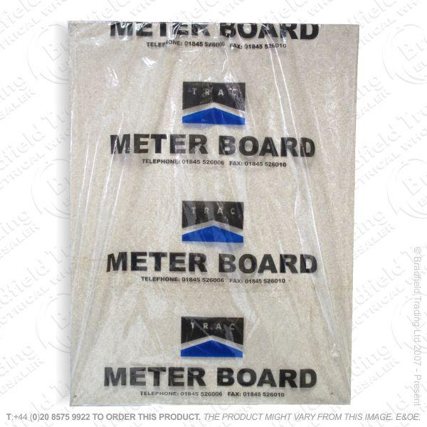 H27) Meter Board 24  x 18  TRA