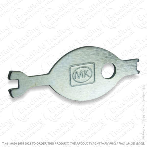 I23) Grid Spare Fish Key MK