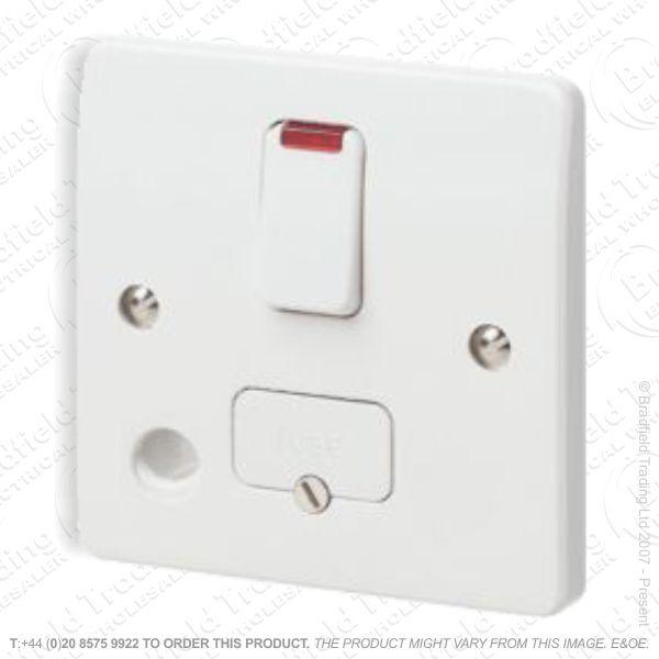 I21) Spur Fused Fr Flex Outlet Switched Neon