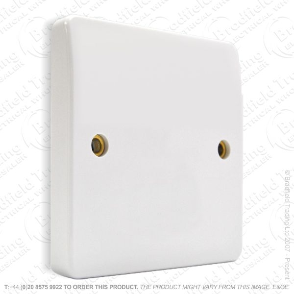 I21) Flex Outlet Plate 20A white MK