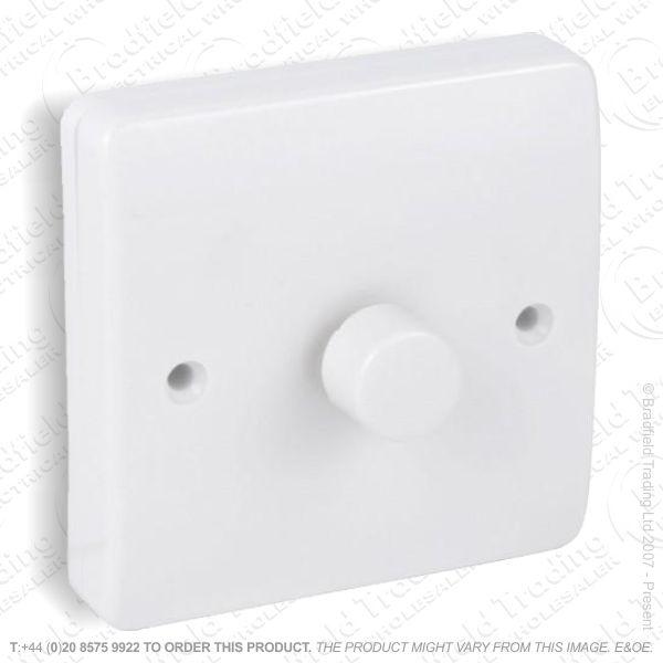 LED Dimmer Switch 1gang 2W 8- 48W MK