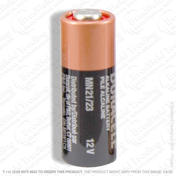 E07) Battery E23A MN21 12V Pack2 ENERGIZER