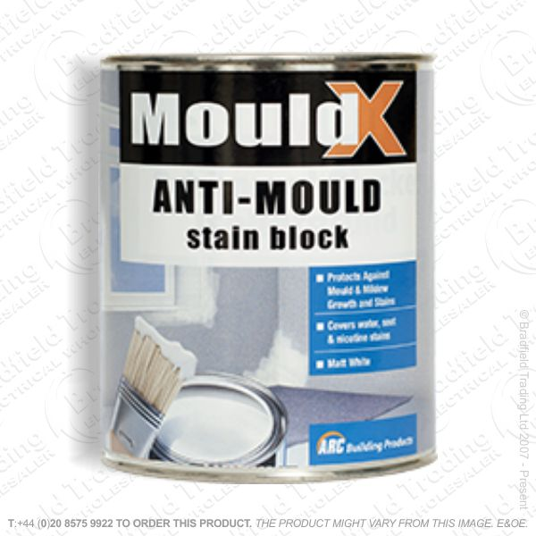 C24) Anti Mould Stain Block 750ml
